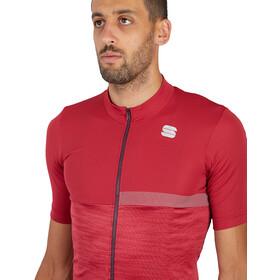 Sportful Giara Jersey Men, rojo